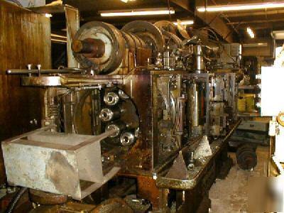conomatic machine