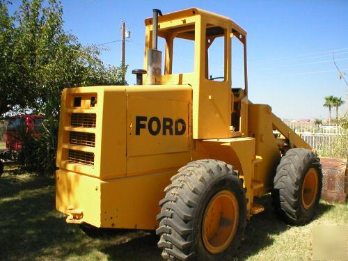 Ford Loader Arms : Ford wheel loader autos we