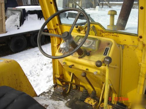 1979 ford 555 backhoe ready to work Ford Tractor 4630 Wiring-Diagram