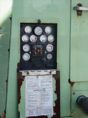 1999 Sullair 1300 H Portable Air Compressor 1300 Cfm