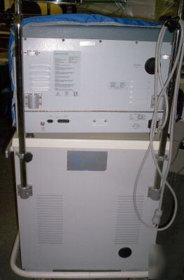 (2) 1996 medtronic sequestra 1000 auto transfusion sys