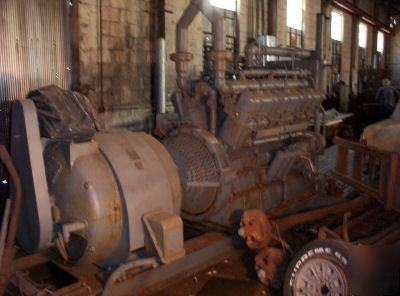 2 em generator 175KW le roi L3000 V12 engine leroi