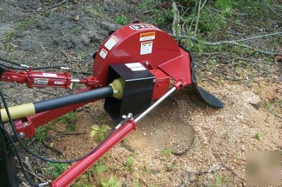3 Pt Mounted Pto Driven Stump Grinder 36 Quot Cut G Wheel