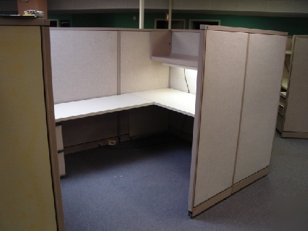 36 Person Office Cubicle Workstation