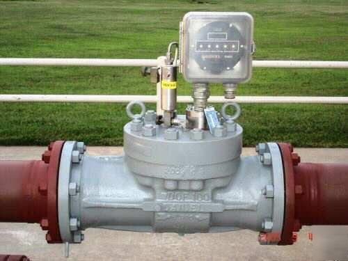 Master Meter Natural Gas