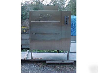 Bbq Friedrich Smoker Rotisserie Oven