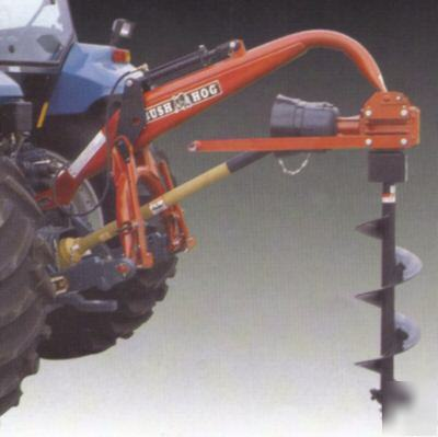 Bush Hog 2103 3pt 3 Point Post Hole Digger Amp Auger