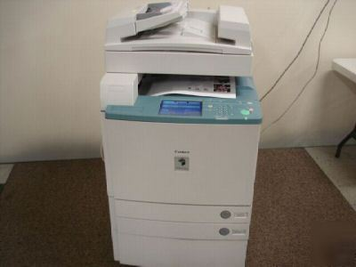 Need the printer driver for a Canon iR C3200 copier