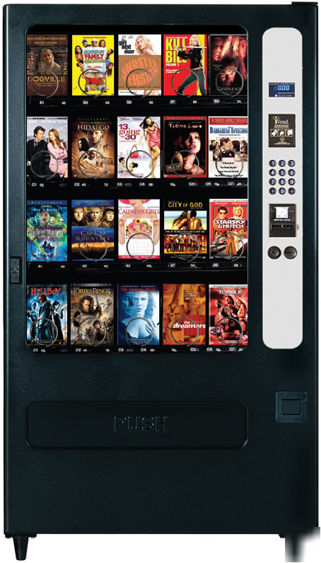 machine dvd