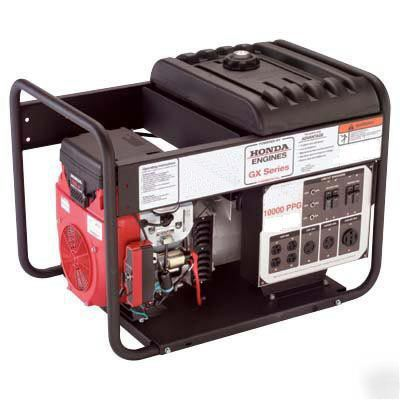 8000 watt generator honda