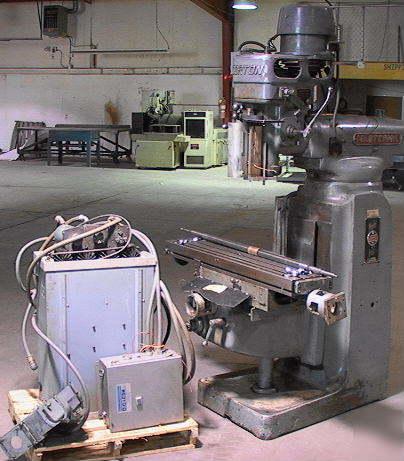 gorton milling machine parts