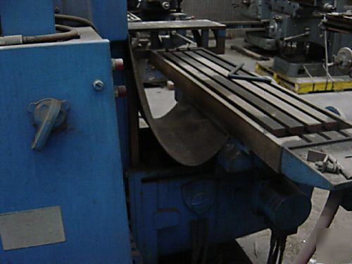 gorton milling machine