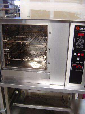 Groen Convection Oven Combo Steamer Oven