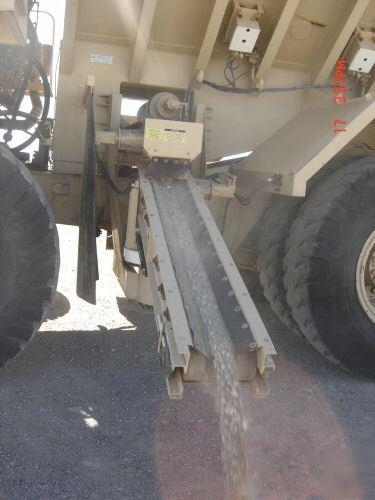 Haulpak Rock Truck Cummins V 12 Only 700hrs On Truck