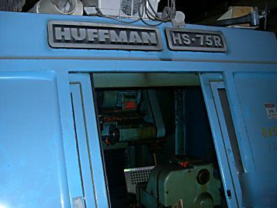 huffman machine