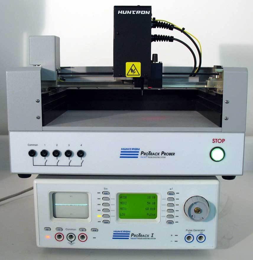 used huntron tracker 2000 malaysia