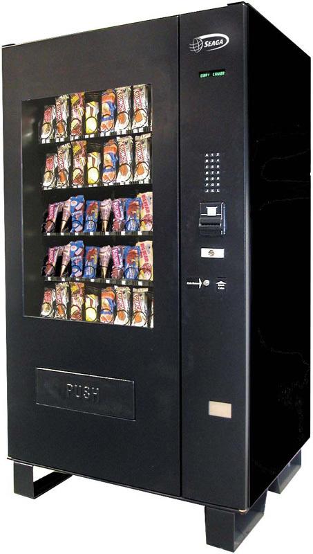 Ice Cream Bar Frozen Food Vending Machine Vc 1100