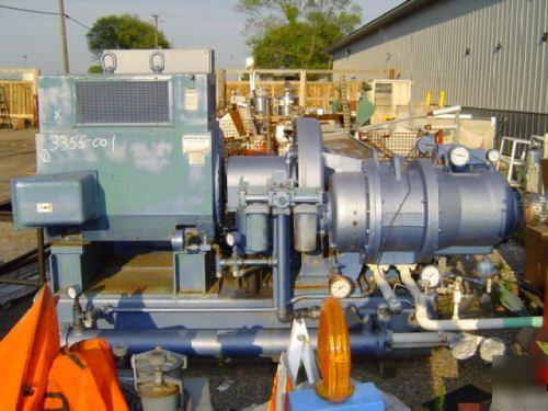 Ingersol Rand 600 H P Electric Air Compressor 2320 Cfm
