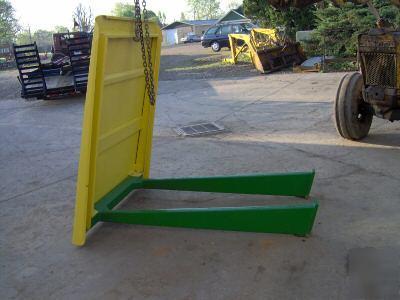 Roll Bar and Canopy/John Deere - Saginaw County Tractor Parts & JOHN DEERE TRACTOR UMBRELLA | RAINWEAR