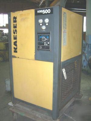 Kaeser Air Dryer 500 Cfm No Krd 500 200 Psi 19309
