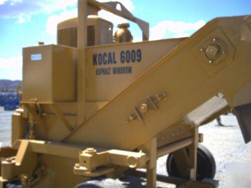 Diesel Near Me >> Koehring ko-cal 6009 asphalt windrow elevator