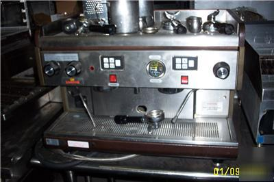 Laurentis 2 Group Espresso Machine Sendoffer Any Item