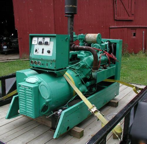 Kw Generator Natural Gas