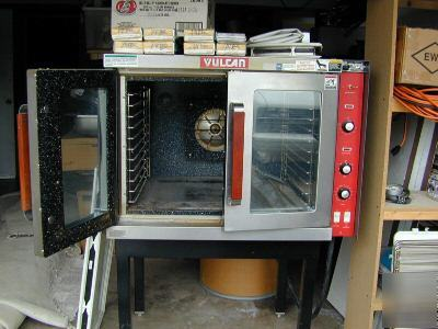 Like New Vulcan Heart 3 Phase Electric Convection Oven