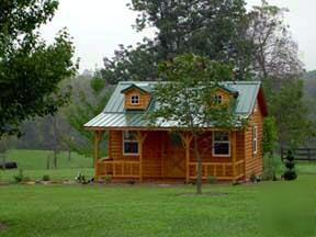 Log Cabin Kits Homes To Go Open Fl Plan