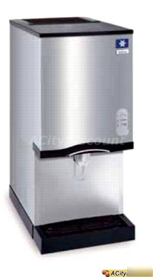 Manitowoc SN12A ice maker & water dispenser countertop