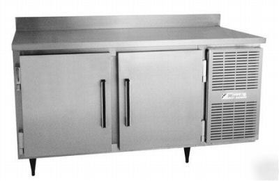 Migali Fwt64s Freezer Base Undercounter 64 Quot Work Table