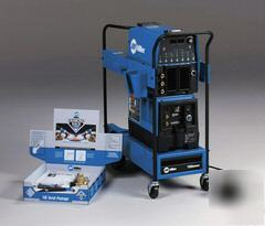 Miller dynasty 300 dx tig welder tigrun/trch 903841011