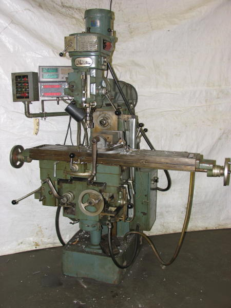 msc milling machine
