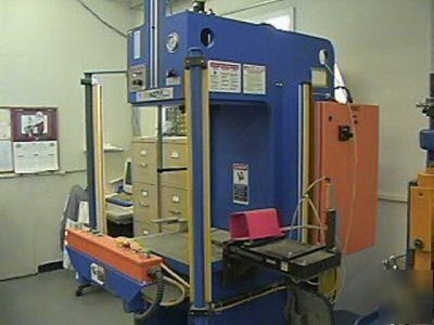 Neff model # DF12-5M hydraulic c-frame press