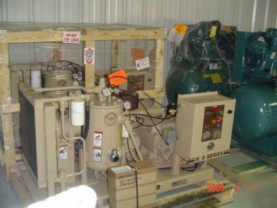 New 25hp Curtis Rotary Screw Air Compressor