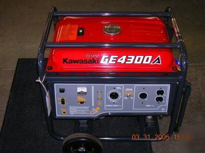 Kawasaki Gegenerator Manual