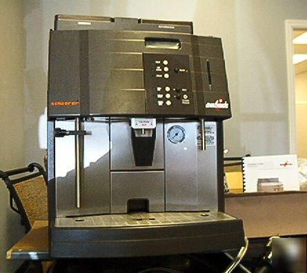 verismo commercial espresso machine