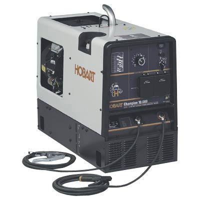 New Welder Generator Combo 230 Amp 10kw Stick Welding