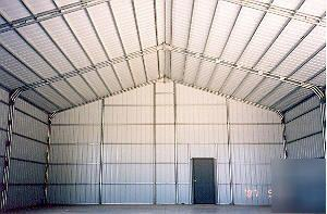 Steel storage building kit prices uk