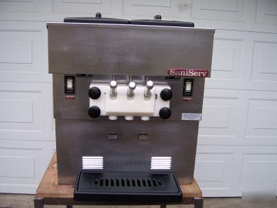 saniserve machine
