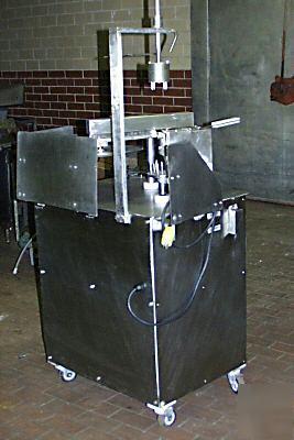 spiral ham slicer machine