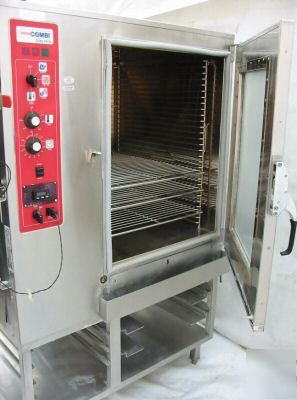 Used Blodgett Combi Oven Steamer Electric