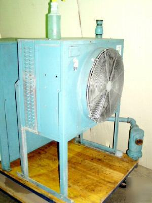 Van Air Refrigerated Air Dryer 1 5 Hp Compressor 1987