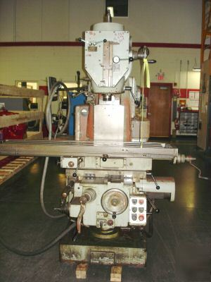 What Is This Phone Number >> Varnamo fv-2KM vertical mill 12 x 60 table power feed