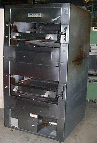 Vulcan Ir2 Sunglow Broiler Ceramic Infrared Used