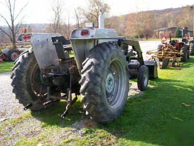 Pa Sales Tax >> White farm tractor field boss 2-70 with front loader