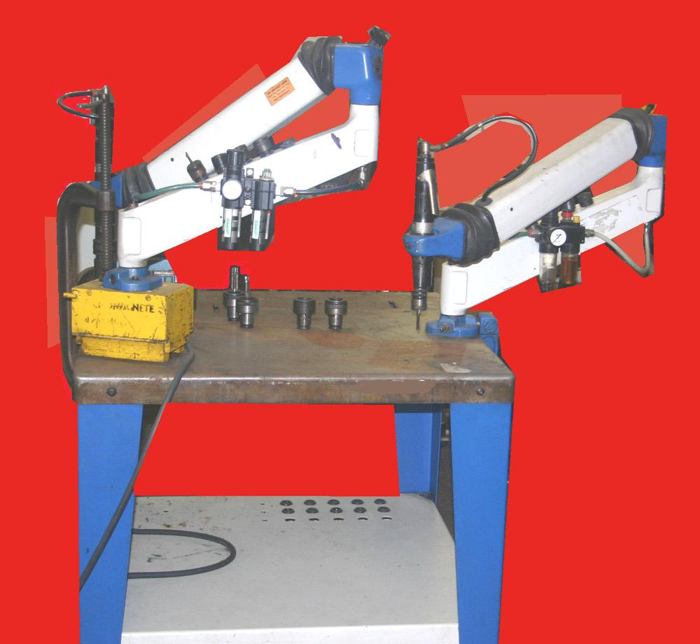 Wilton Tap Machine Modular Arm Universal Tap Modules