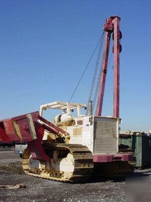 posatubi  pipelayer-posatubi 1980-fiat-allis-FP120-factory-built-pipelayer-1