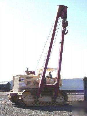 posatubi  pipelayer-posatubi 1980-fiat-allis-FP120-factory-built-pipelayer-3