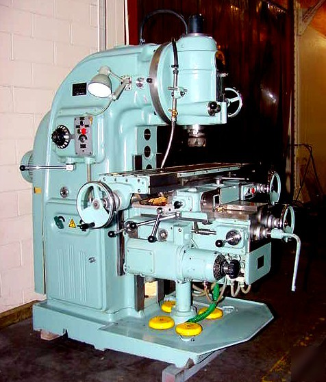 "49"" Vertical Mill, Byjc XA5032 Like A Sajo"